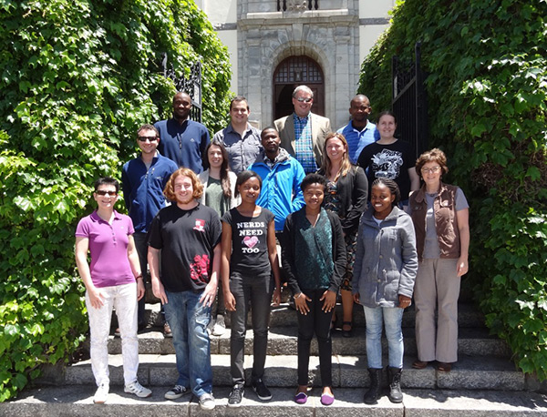 Read more about the article KARIN TRAINS BIOSTRATIGRAPHERS FOR SOUTH AFRICA
