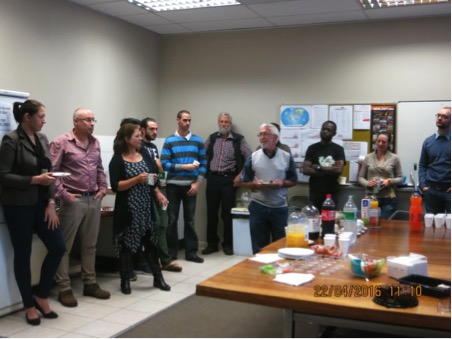 Read more about the article DST-NRF CIMERA CELEBRATES 2ND BIRTHDAY!