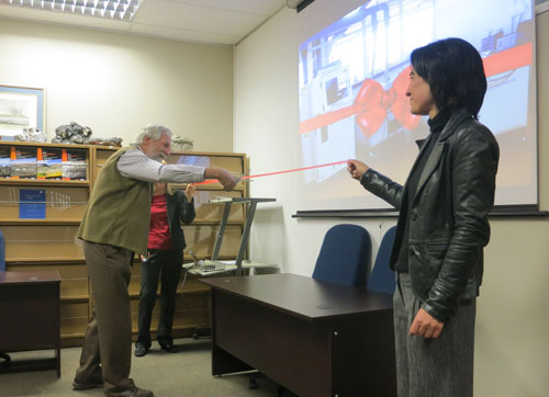 Read more about the article LAUNCH OF NEW DST-NRF CIMERA-SUPPORTED LA-MC-ICPMS LABORATORY AT UJ
